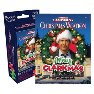 Christmas Vacation Pocket Puzzle
