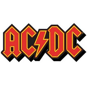 AC/DC Chunky Magnet