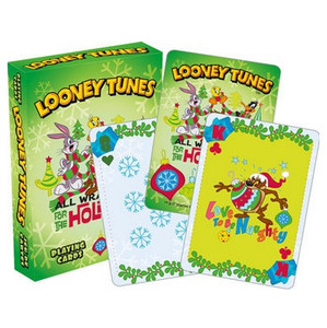 Looney Tunes Holiday Playing Cards