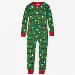 Northern Lights Kids Pajamas by Hatley