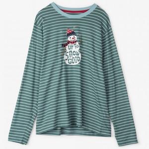 Vintage Holiday Men's Christmas Pajamas Shirt by Hatley