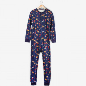 Action Mountie Adult Onesie Pajamas