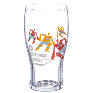 Hockey Night in Canada Pint Glasses