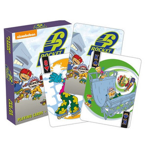 Rocket Power Playing Cards