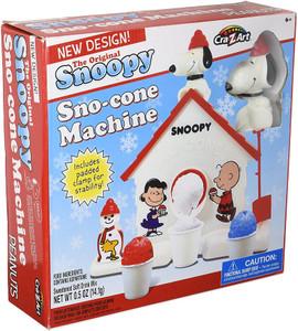 Snoopy Sno-Cone Machine box 2