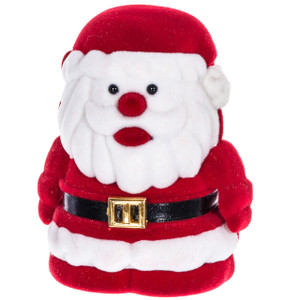 Santa Pendant in Santa Box