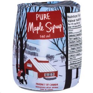 Quebec Maple Syrup Pillow