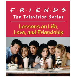 Friends TV Series - Lessons Book
