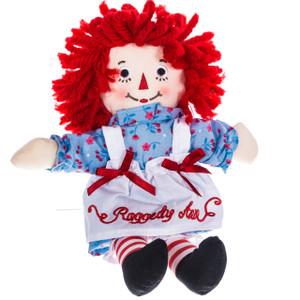 """8"""" Raggedy Ann Doll"""