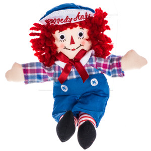 "8"" Raggedy Andy Doll"