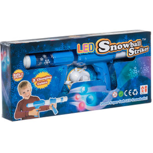 LED Snowball Striker