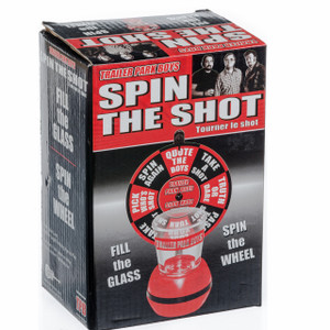 Trailer Park Boys Spin the Shot Game