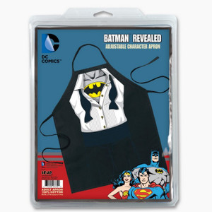 Batman Revealed Apron package