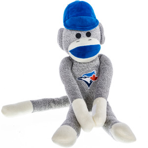 Blue Jays Sock Monkey