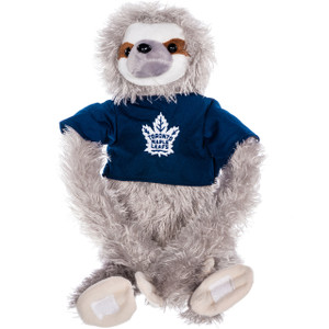 Toronto Maple Leaf Plush Sloth