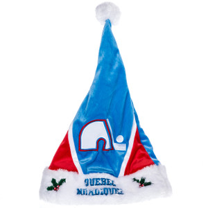 Quebec Nordiques Christmas Stocking