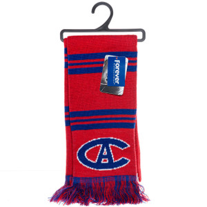 Retro Montreal Canadians Scarf