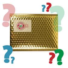 Christmas Gram Gold Packet