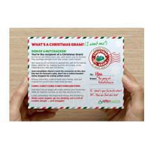 Christmas Gram Card