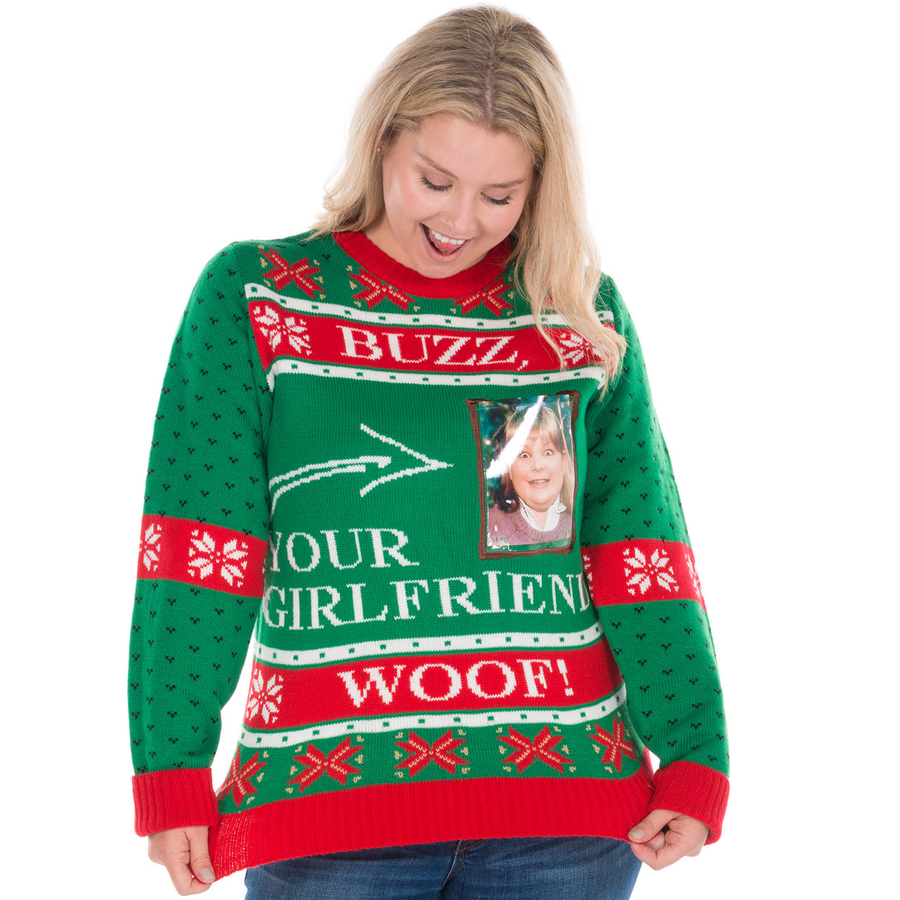 Home alone christmas sweater
