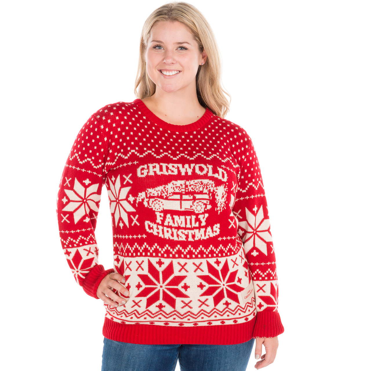 Christmas pullover sweaters