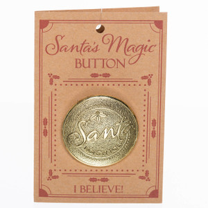 Santa's Magic Button - Helps children believe in the magic of Christmas.