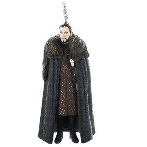 Game of Thrones Jon Snow Christmas Ornament