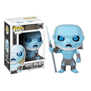 Funko Pop White Walker Figure with Box