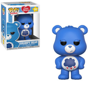 Funko Pop Grumpy Bear Figure with Box