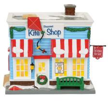 Department 56 Peanut Village Pinecrest Kite Shop Front View