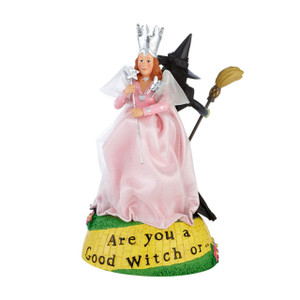 Wizard of Oz Good Witch/ Bad Witch Figure Good Witch View