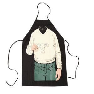 Christmas Vacation Cousin Eddie Character Apron
