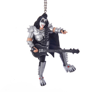 KISS Demon with Guitar Ornament