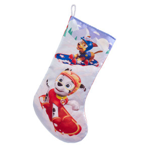 Paw Patrol Christmas Stocking