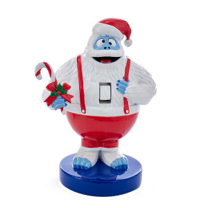 Bumble with Candy Cane Nutcracker