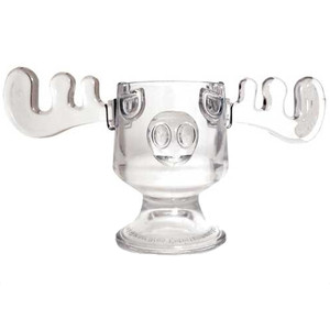 Christmas Vacation Moose Mug Punch Bowl.