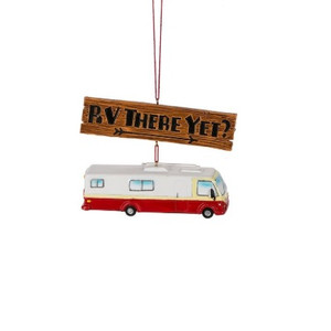 RV There Yet? Ornament