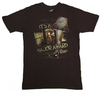 It's a Major Award! Leg Lamp T-Shirt.