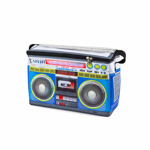 Throwback Mixed Tape Beverage Cooler