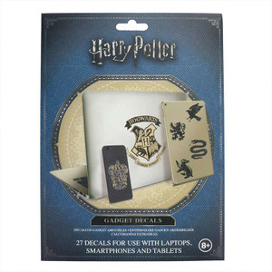 Harry Potter Gadget Decals Boxed View
