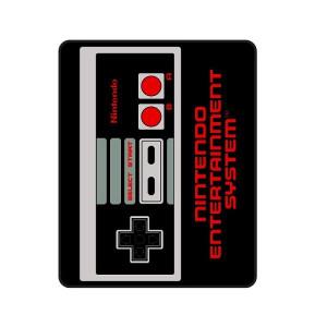 Nintendo Controller Fleece Throw
