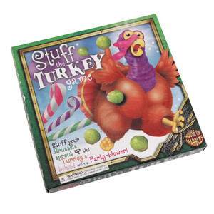 Stuff The Turkey Game Boxed View