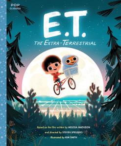 E.T. The Extra Terrestrial Book