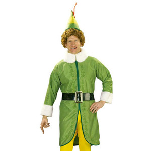 Buddy the Elf Costume.