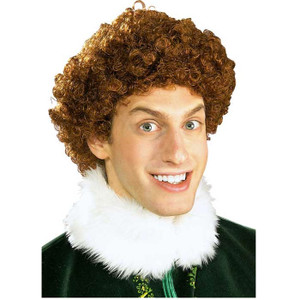 Buddy the Elf Wig.