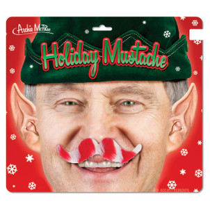 Holiday Mustache.