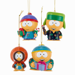South Park Character Christmas Ornament