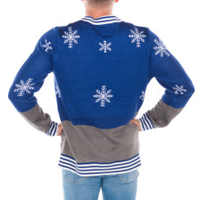 Frosty the Nose Thief Sweater 2