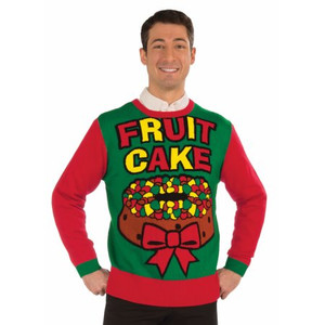 Fruitcake - Ugly Christmas Sweater