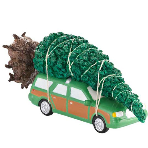 Dept 56 Christmas Vacation - Griswold Family Christmas Tree ...